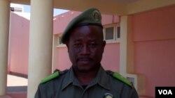 Director provincial dos serviços penitenciários Chinhama Samuel Jamba