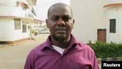 نائیجیریا سے تعلق رکھنے والے ہیریسن اوجگبا اوکین (فائل فوٹو)