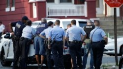 VOA: Arrestan en EE.UU. a hombre que hirió a seis policías