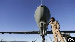 CIA mempersiapkan pesawat tak berawak untuk menyerang sasaran-sasaran militan di Yaman selatan.