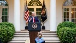 President Trump ka, kanbo duniya keneya ton Kama