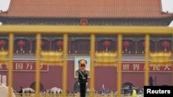 北京天安门 (资料照片)