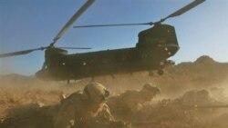 عاملان سرنگونی هلیکوپتر آمریکایی در افغانستان کشته شدند