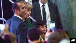 انگلا مرکل، صدراعظم آلمان، به خاطر پذیرش بیش از یک میلیون پناهجو هم مورد ستایش قرار گرفته و هم مورد انتقاد