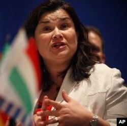 Hollandalı parlamenter Emine Bozkurt