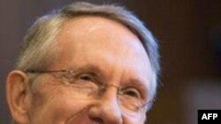 参议院多数党领袖里德