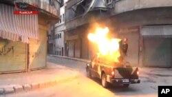 伊斯蘭武裝分子7月22日稱在北部贏得勝利。