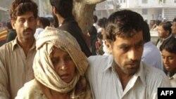 პაკისტანის მეჩეთებში აფეთქებების ხმა ისმის