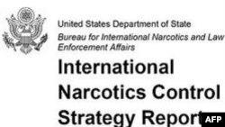 Uluslararası Uyuşturucu Raporu Açıklandı