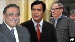 پی پی پی، ق لیگ میں شراکتِ اقتدار کا معاہدہ طے