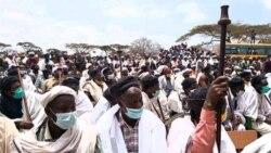 Booranii pirez.,Oromiyaa kora Gumii Gaayoo dhufetti waan hedduu himate keessattuu warrii Liiban rakkoolee hamaamtuu keessa jirra jedha