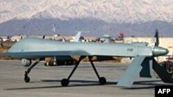 載有導彈的美國無人駕駛機(資料圖片)