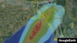 mahasen cyclone