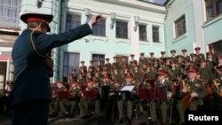 اعضای گروه ارکستر الکساندروف