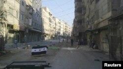دمشق - 15 ژوئیه 2012