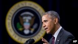 اوباما در هفت سال گذشته با جمهوریخوانان اختلاف داشته است.