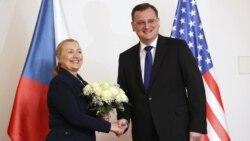 U.S.- Czech Cooperation
