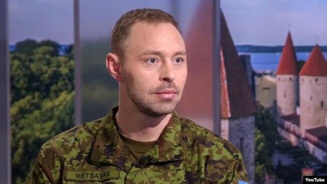 Эстонский военный Деннис Мецавас в течение десяти лет работал на ГРУ
