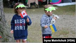 Український дитячий табір у США - краща альтернатива американським скаутам