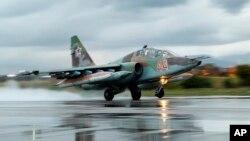 Hồi tháng 9, một máy bay chiến đấu của Nga đã áp sát một phi cơ do thám của Mỹ với cự ly 3 mét trên vùng trời Hắc Hải.