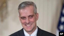 Kepala Staf Gedung Putih Denis McDonough. (Foto: Dok)