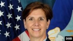 美军太平洋空军司令洛里·罗宾逊上将(美国空军图片)