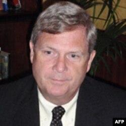 Министр сельского хозяйства США Том Вилсэк