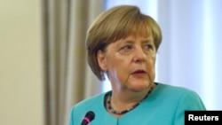 Kanselir Jerman Angela Merkel (foto: dok).