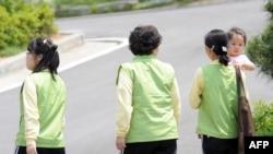 한국에 입국한 탈북민들은 통일부 소속 하나원에서 사회 정착에 필요한 교육을 받는다. (자료사진)