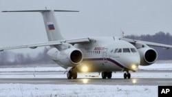 북한 고려항공이 우크라이나로부터 인수할 예정인 AN-148 여객기.