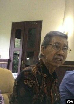 Profesor Wuryadi, pakar pendidikan dari Universitas Negeri Yogyakarta (Foto: VOA/Nurhadi)