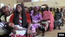 Des déplacés causés par le groupe Boko Haram