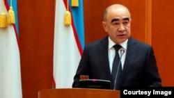 Zoir Mirzayev Bosh vaziri o'rinbosari lavozimidan ozod etilgan