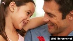 Kampanye Men Care mendorong para ayah lebih terlibat dalam kehidupan anak-anaknya. (Foto: Ilustrasi)