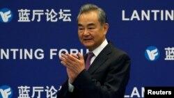 Ngoại trưởng Trung Quốc, Vương Nghị.