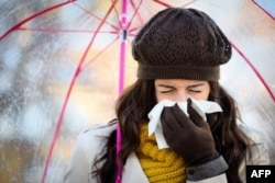 A strong immune system can help to protect you from colds and the flu.