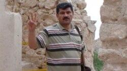 اهدای جایزه هلمن همت سال ۲۰۱۱ به بهمن احمدی امویی خبرنگار زندانی