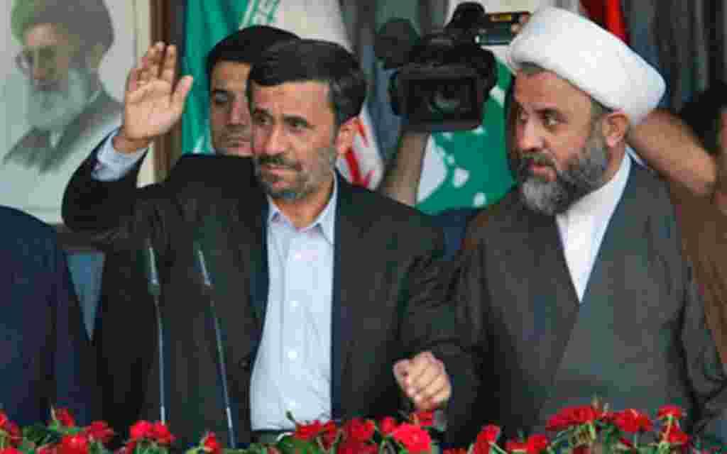 Irán: Mahmoud Ahmadinejad