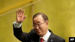 United Nations Secretary General