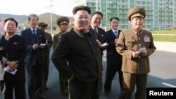 Rejim Kim Jong Un dituduh mempunyai sebuah jaringan penjara politik yang menahan lebih dari 100 ribu orang di Korea Utara (foto: dok).