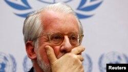 Paulo Pinjeiro, predsednik Komisije UN-a za istragu Sirije