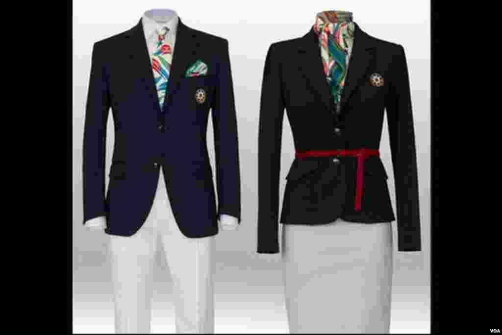 Azərbaycanın Yay Olimpiya oyunlarında rəsmi forması İtaliyanın Ermanno Scervino evi tərəfindən hazırlanıb