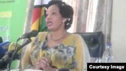 Umgcicisihlalo weZimbabwe Electoral Commision uJustine Priscilla Chigumba