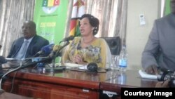 Sachigaro weZEC Justine Priscilla Chigumba