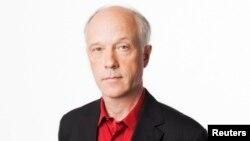 Shvetsiyalik jurnalist Nils Xorner