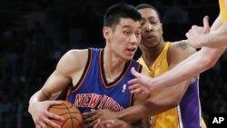 美國NBA球員林書豪
