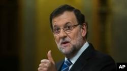 PM Spanyol, Mariano Rajoy (Foto: dok).