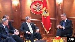 Delegacija američkog Kongresa na sastanku sa crnogorskim premijerom