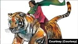 کامک سیریز کی کردار سپر ہیرو پریا اپنی 'شکتی' یعنی طاقت سے مجبور اور ظلم کا شکار خواتین کو اسمگلرز سے بچا کر ان کی حفاظت کرتی ہے۔