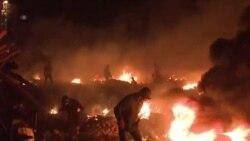US, Europe Condemn Violence in Ukraine, Consider Sanctions